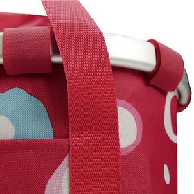 KlickFix Reisenthel Koszyk rowerowy czerwony/kolorowy